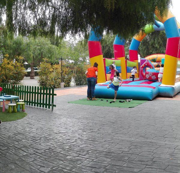 Zonas de juego infantil